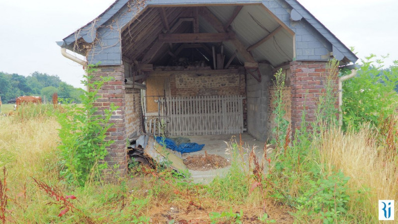 Vendita terreno Eslettes 97000€ - Fotografia 4