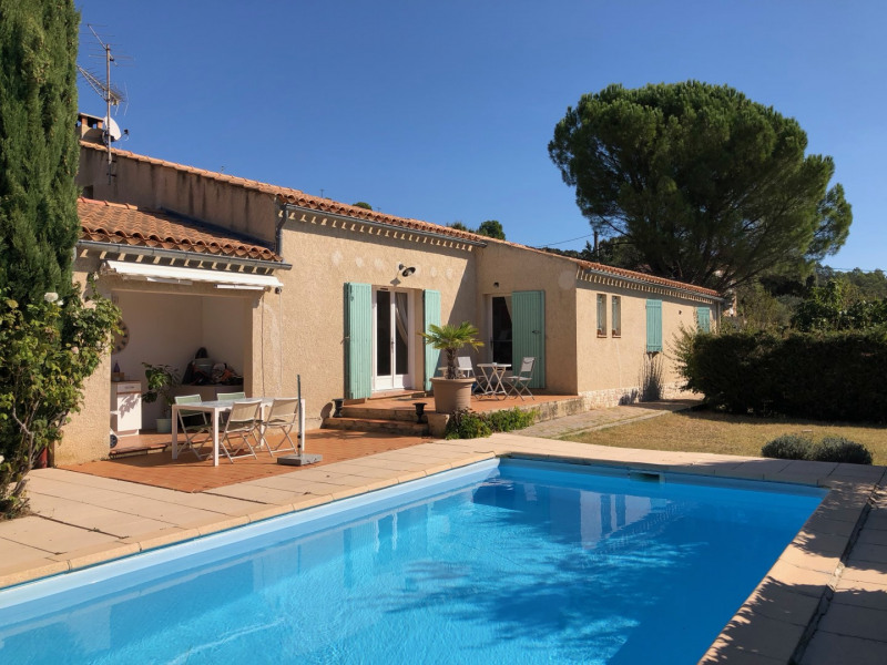 Vente maison / villa Rians 320000€ - Photo 1