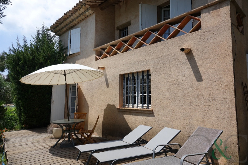 Deluxe sale house / villa Rayol canadel sur mer 780000€ - Picture 2