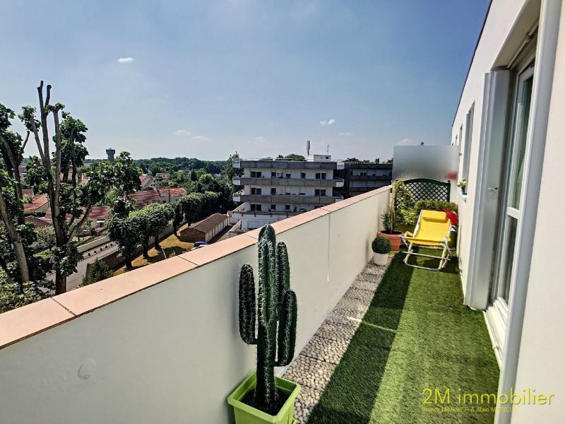 Sale apartment Vaux le penil 185000€ - Picture 5