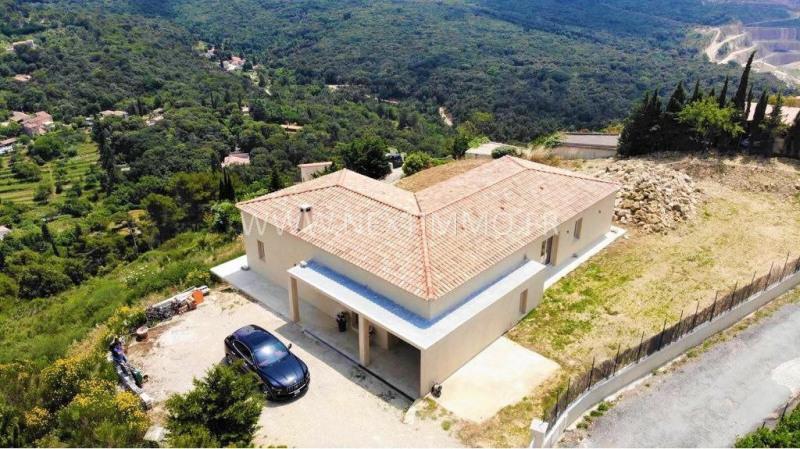 Revenda residencial de prestígio casa Peille 900000€ - Fotografia 1