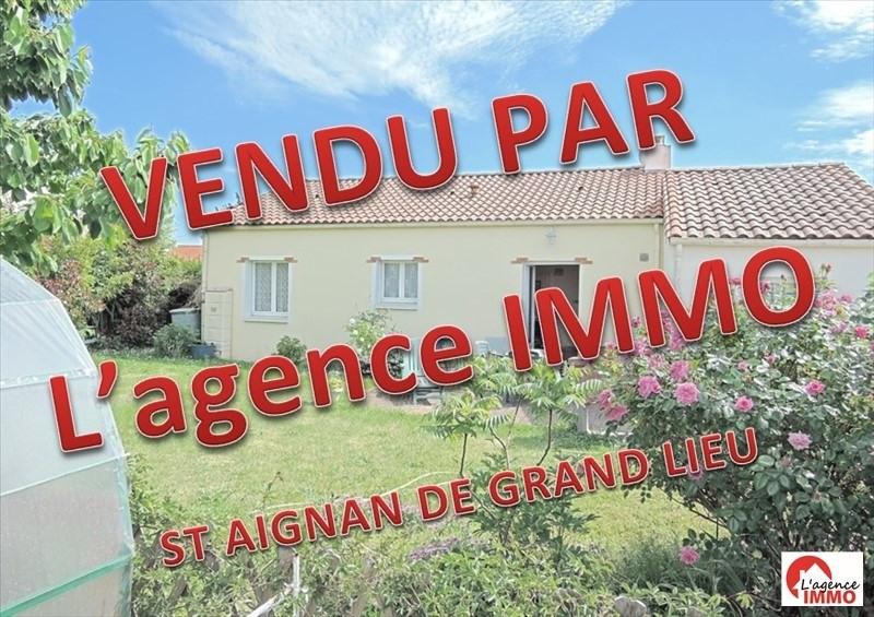 Vente maison / villa La chevroliere 196000€ - Photo 1