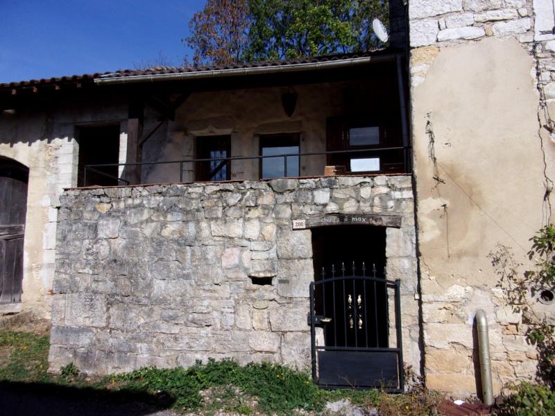 Sale house / villa Simandre-sur-suran 115000€ - Picture 8