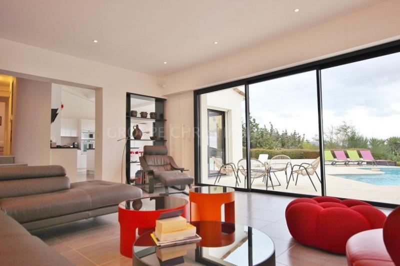 Vente de prestige maison / villa Les adrets-de-l'estérel 949000€ - Photo 4