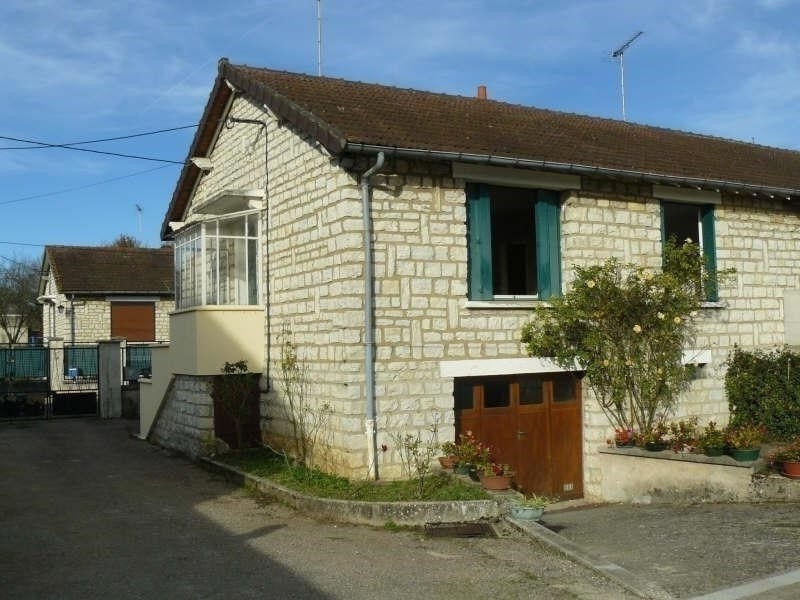 Vente maison / villa Migennes 92 000€ - Photo 1