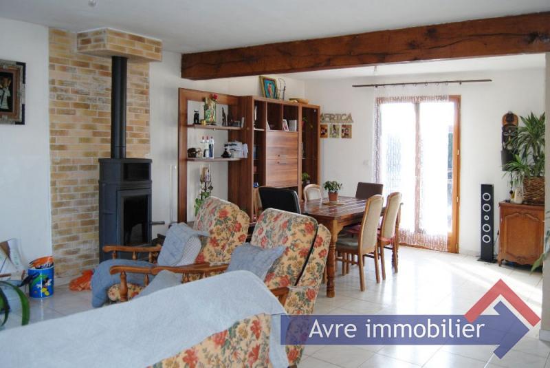 Sale house / villa Verneuil d avre et d iton 145000€ - Picture 2