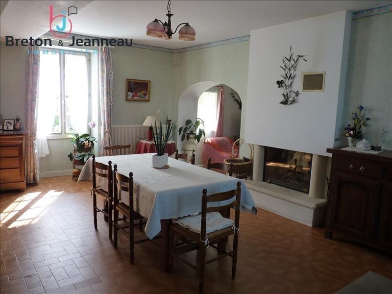 Vente maison / villa Craon 213200€ - Photo 8
