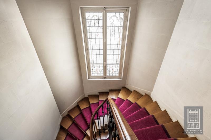 Deluxe sale apartment Paris 18ème 1820000€ - Picture 14
