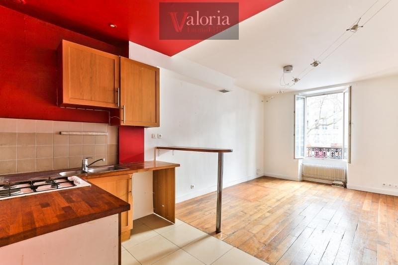 Sale apartment Paris 19ème 430000€ - Picture 1