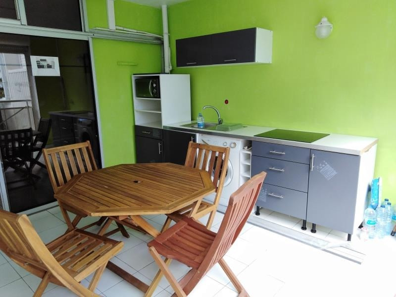 Sale apartment St francois 132 000€ - Picture 4