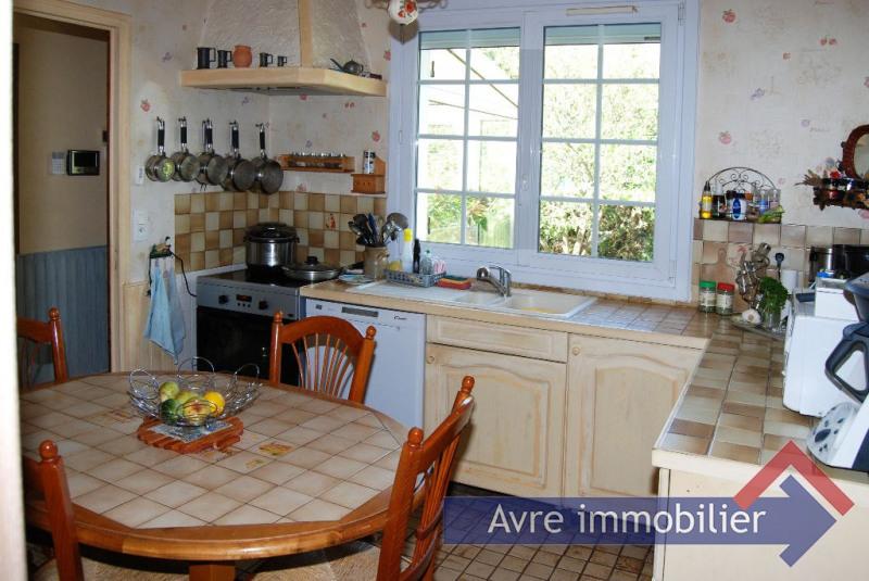 Vente maison / villa Verneuil d avre et d iton 169500€ - Photo 8