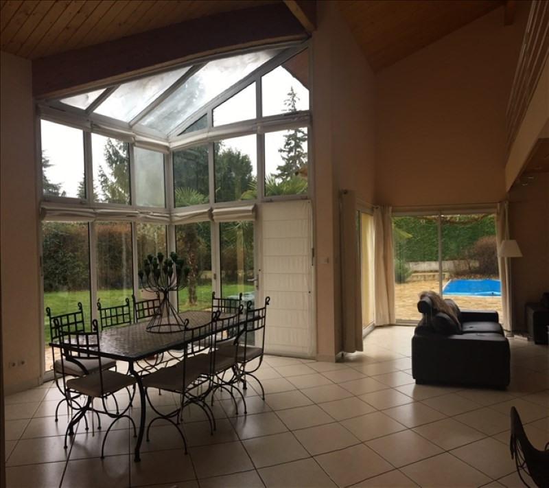 Vente de prestige maison / villa Charbonnieres les bains 798000€ - Photo 4