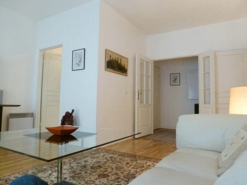Rental apartment Levallois perret 1269€ CC - Picture 1