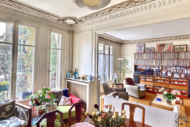 Deluxe sale apartment Neuilly sur seine 1460000€ - Picture 2