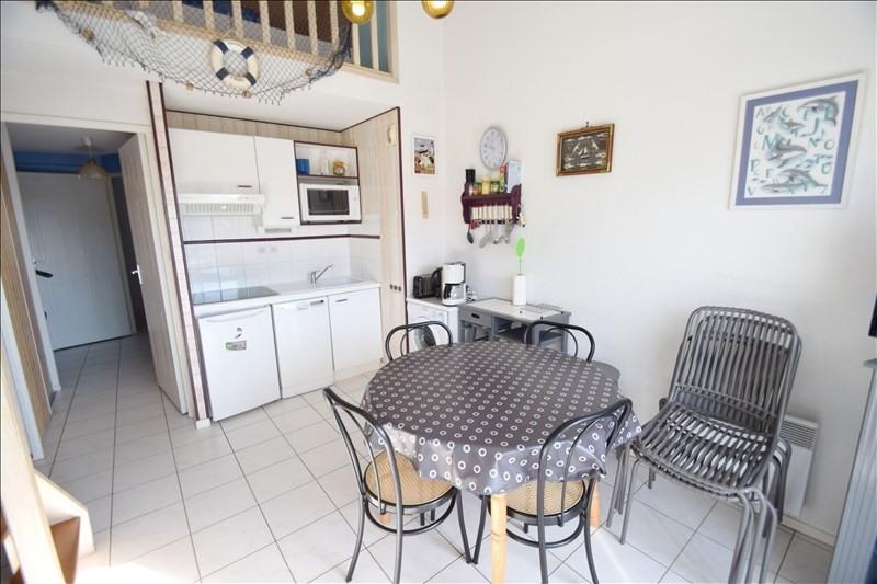 Vermietung von ferienwohnung wohnung Chatelaillon plage 409€ - Fotografie 3