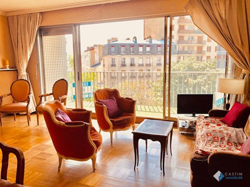 Deluxe sale apartment Paris 14ème 1060800€ - Picture 2