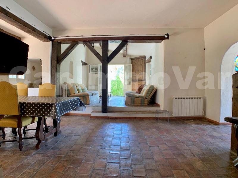 Vente maison / villa Le beausset 505000€ - Photo 5
