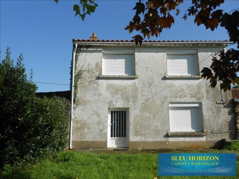 Viager maison / villa St mars de coutais 77000€ - Photo 1