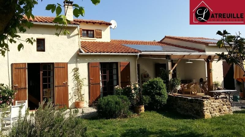 Sale house / villa Gemozac 198 450€ - Picture 1