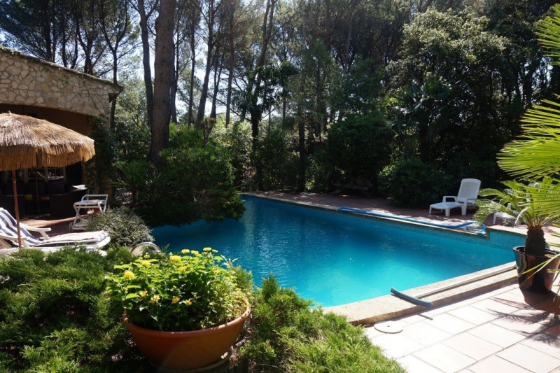 Deluxe sale house / villa Saint-chamas 695000€ - Picture 1
