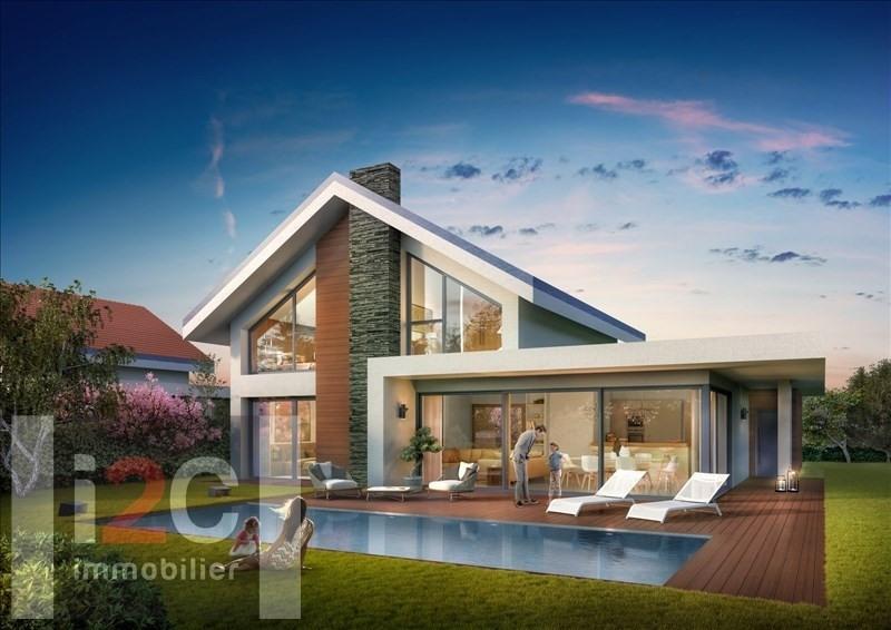 Venta  casa Prevessin-moens 1040000€ - Fotografía 7
