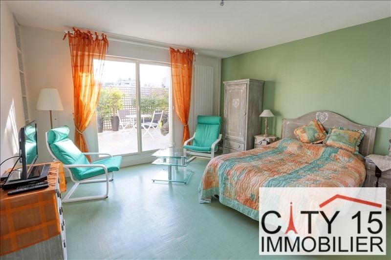Verhuren  appartement Paris 15ème 1250€ CC - Foto 2