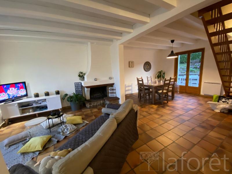 Sale house / villa Vaulx milieu 290000€ - Picture 3