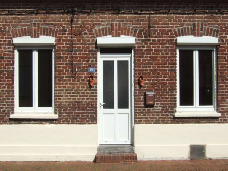Location maison / villa Estree blanche 550€ CC - Photo 1