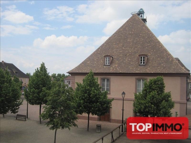 Produit d'investissement immeuble Neuf brisach 222000€ - Photo 2