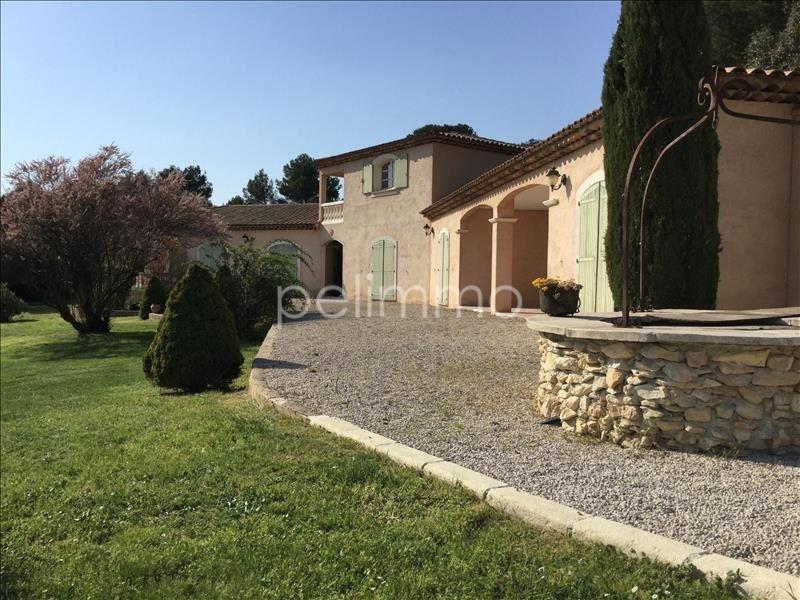 Vente de prestige maison / villa Lambesc 740000€ - Photo 7