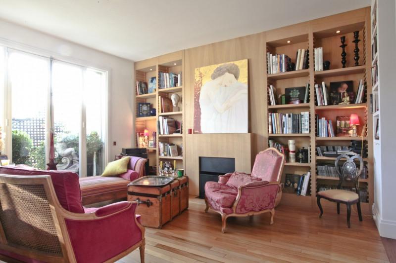 Deluxe sale apartment Paris 16ème 1470000€ - Picture 3