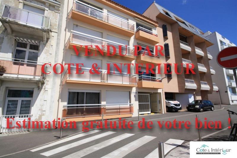 Vente appartement Les sables d'olonne 90000€ - Photo 1
