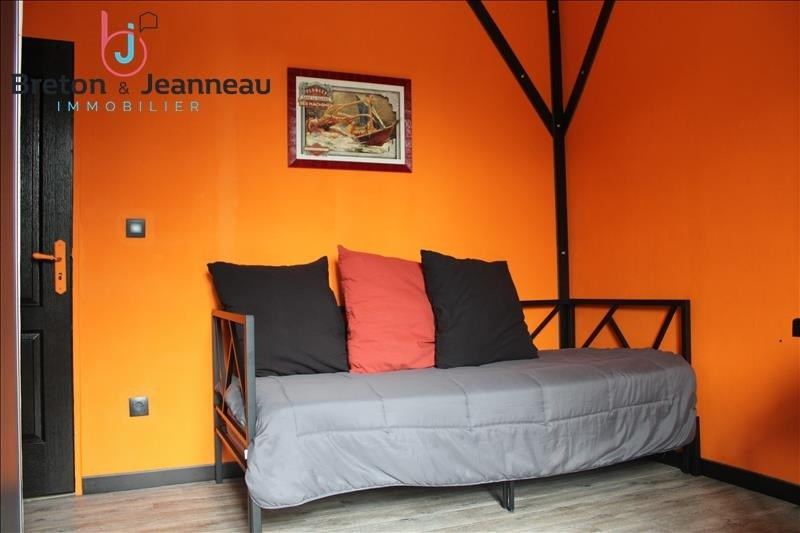 Vente maison / villa Coudray 218400€ - Photo 7