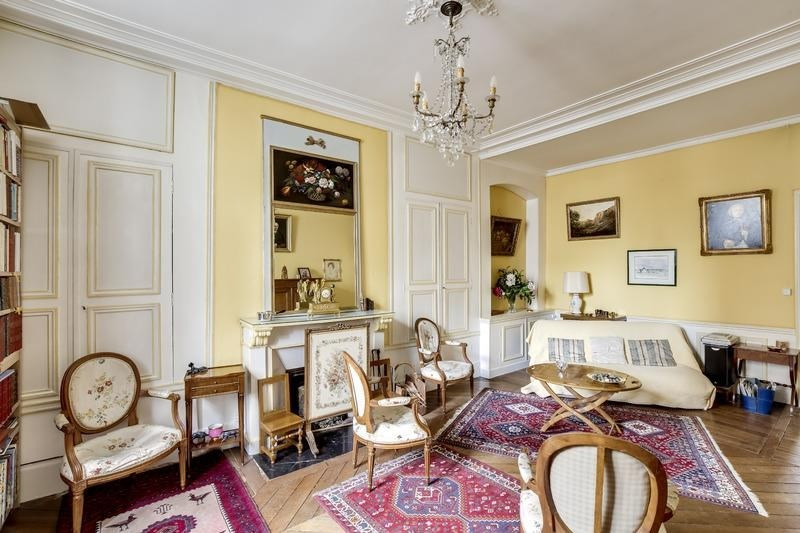 Vente appartement Versailles 750 000€ - Photo 1