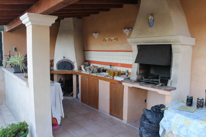 Vente maison / villa La crau 390 000€ - Photo 8