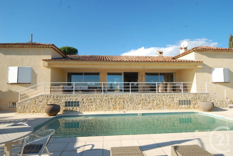Deluxe sale house / villa Vallauris 1 590 000€ - Picture 4