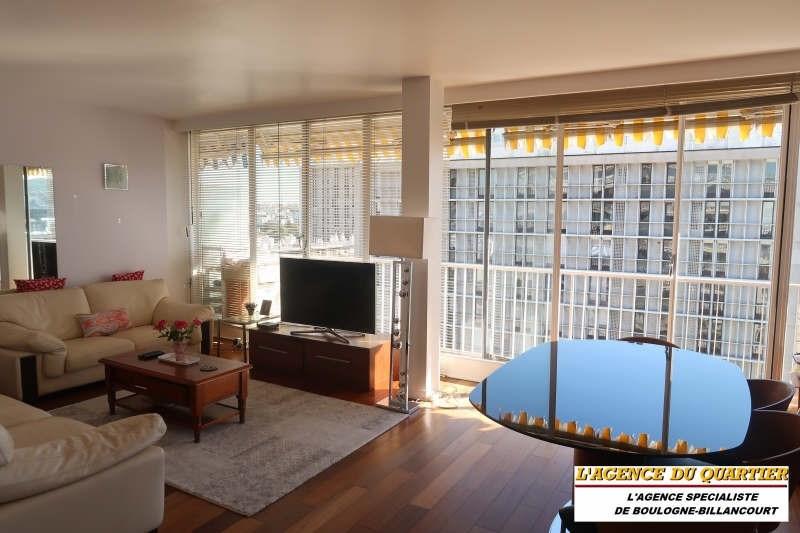 Venta  apartamento Boulogne billancourt 735000€ - Fotografía 4