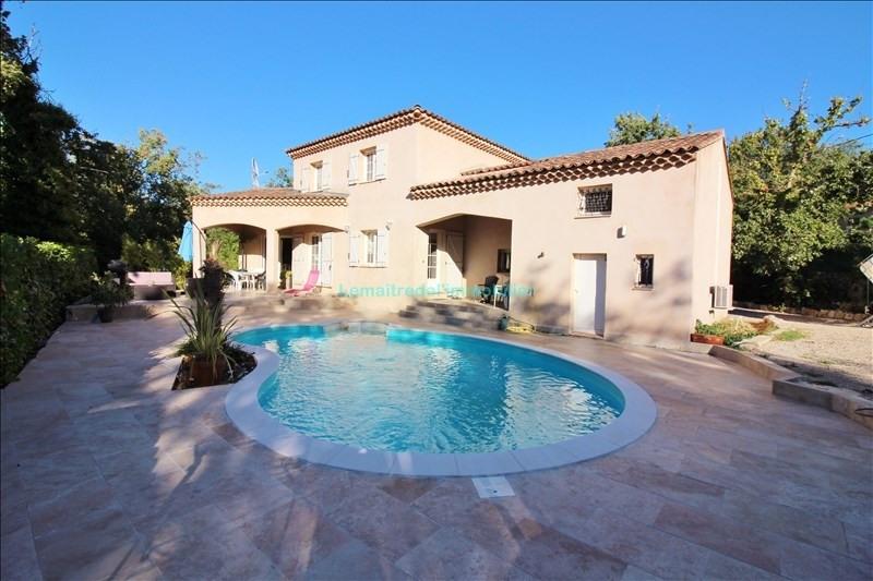 Vente maison / villa Saint cezaire sur siagne 416000€ - Photo 1