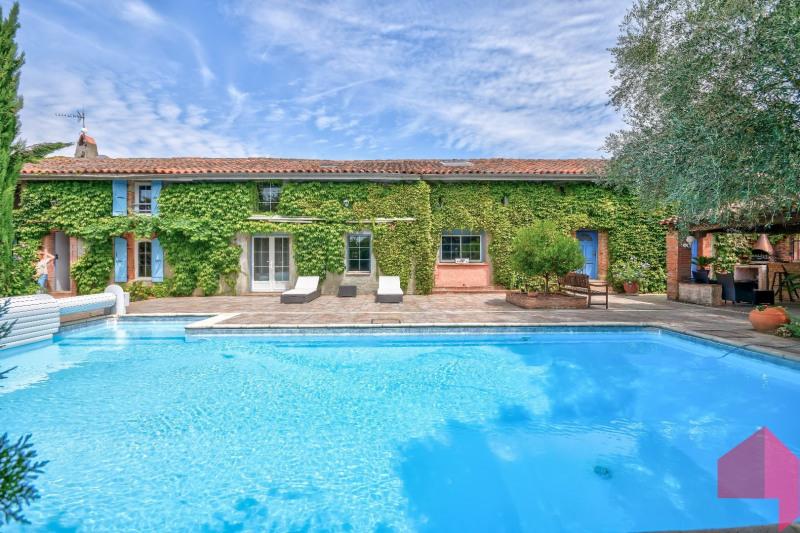 Vente de prestige maison / villa Villefranche de lauragais 767000€ - Photo 1