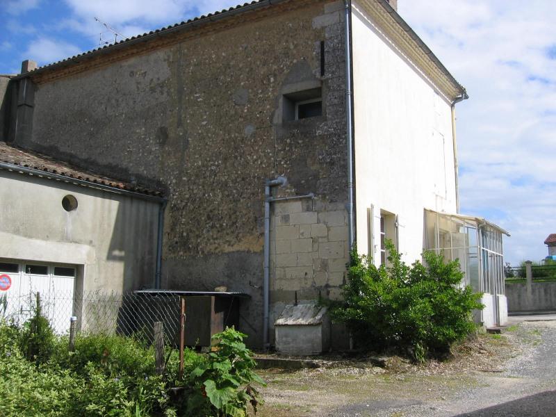 Vente maison / villa Saint-thomas-de-conac 65000€ - Photo 6