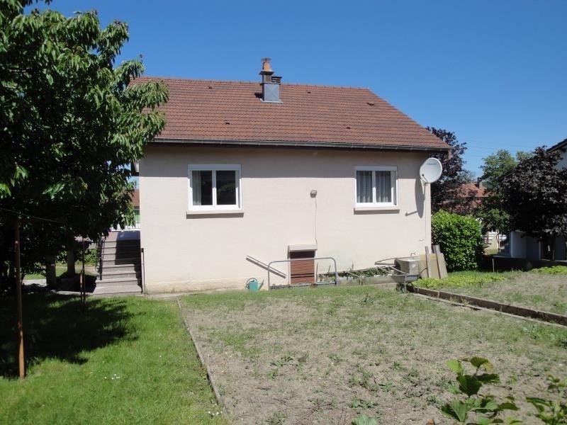 Venta  casa Exincourt 169000€ - Fotografía 1
