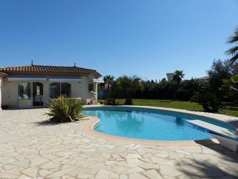 Venta de prestigio  casa Lignan sur orb 630000€ - Fotografía 2