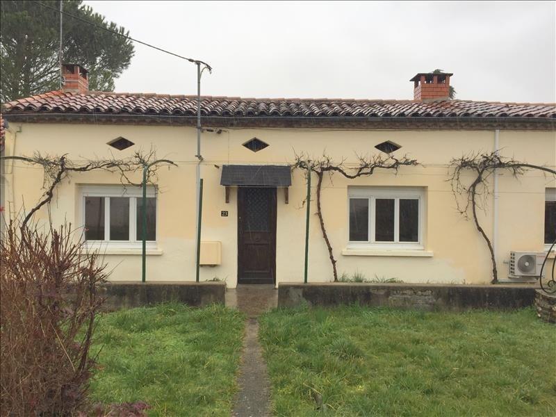 Vente maison / villa Albi 122000€ - Photo 1