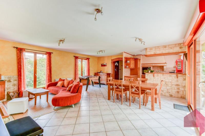 Vente maison / villa Quint fonsegrives 450000€ - Photo 2
