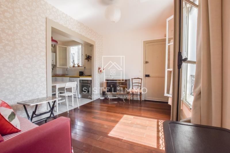 Sale apartment Paris 10ème 460000€ - Picture 3