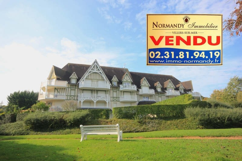 Vente appartement Villers sur mer 328 000€ - Photo 1