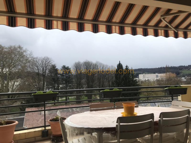 Vitalicio  apartamento Bourgoin-jallieu 85000€ - Fotografía 1