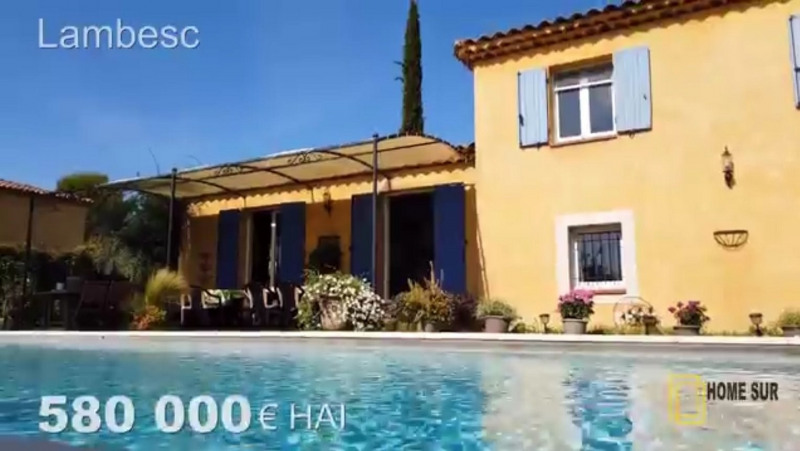Revenda casa Lambesc 549000€ - Fotografia 2