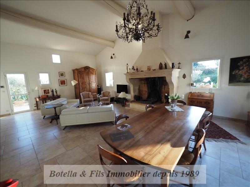 Deluxe sale house / villa Goudargues 1265000€ - Picture 2