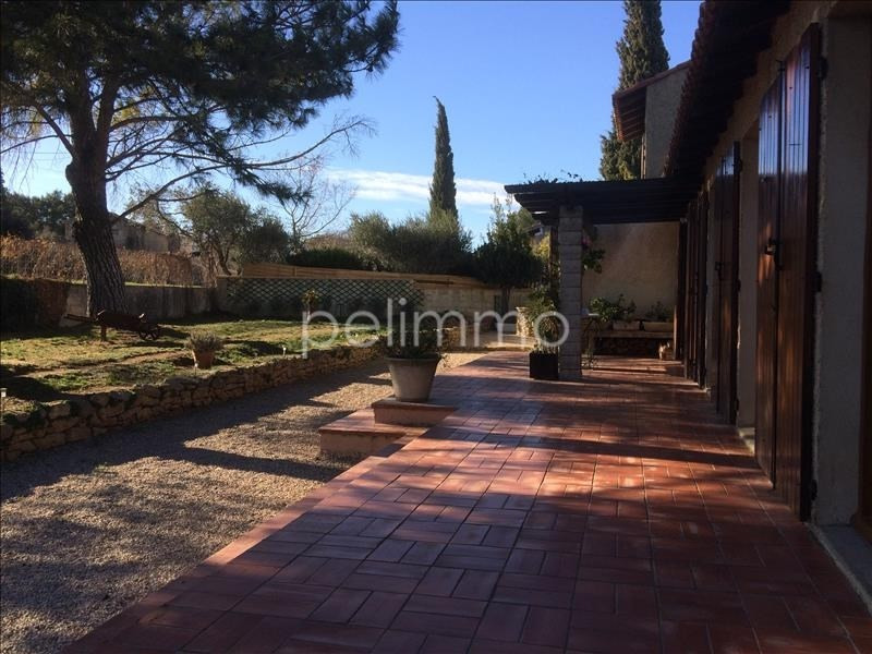 Sale house / villa Grans 359 000€ - Picture 5